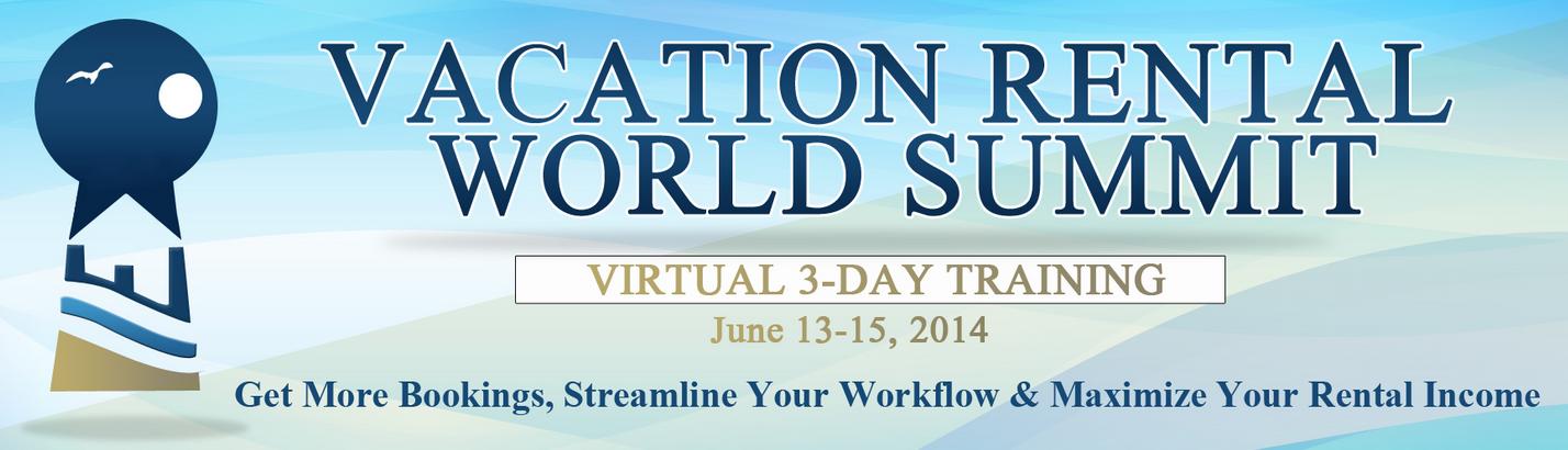 Vacation Rental World Summit 2014
