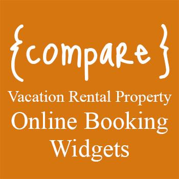Online Booking Widget Comparison - Vacation Rental Property - www.marcinkdesigns.com/blog