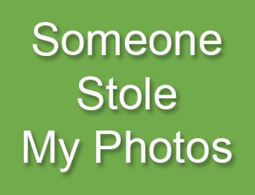 Another Owner Stole My Photos