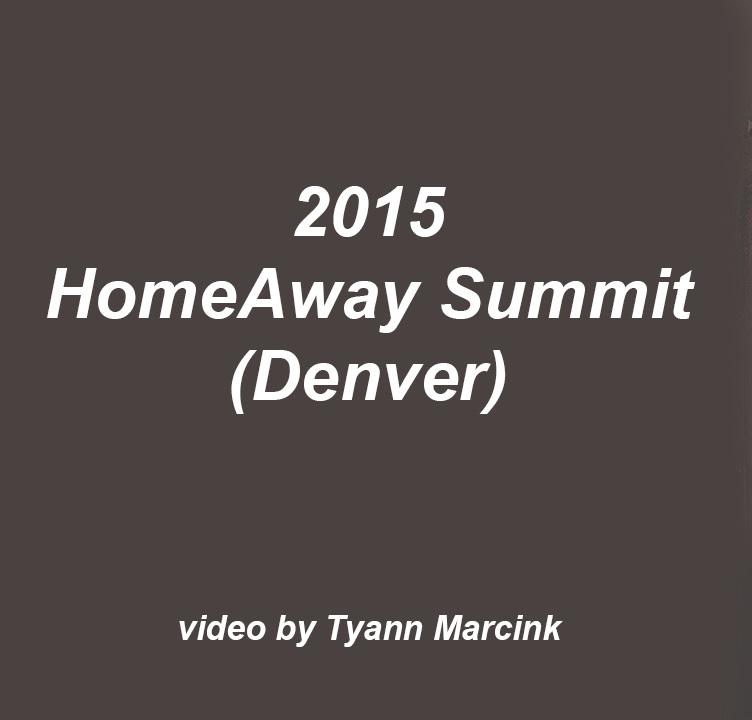HomeAway Summit 2015 - Denver, Colorado