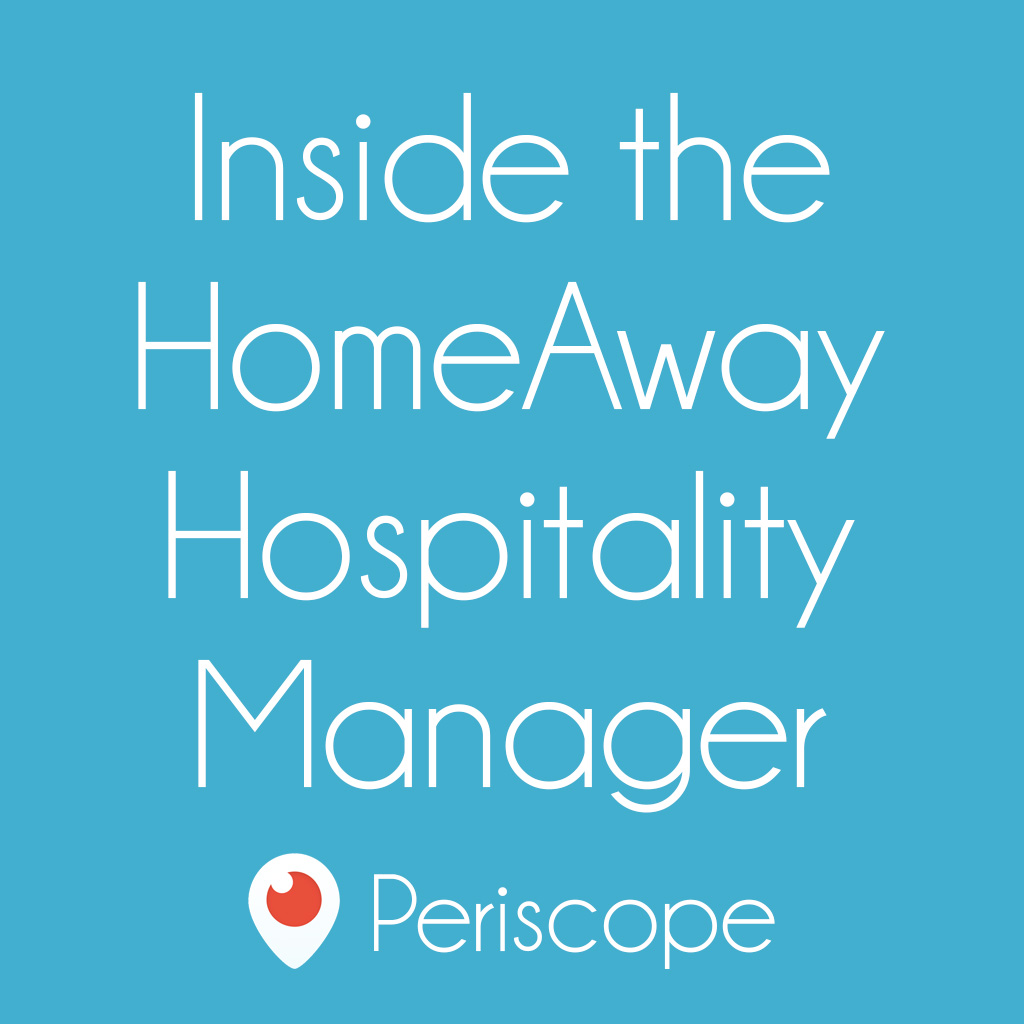 Inside the HomeAway Hospitality Manager