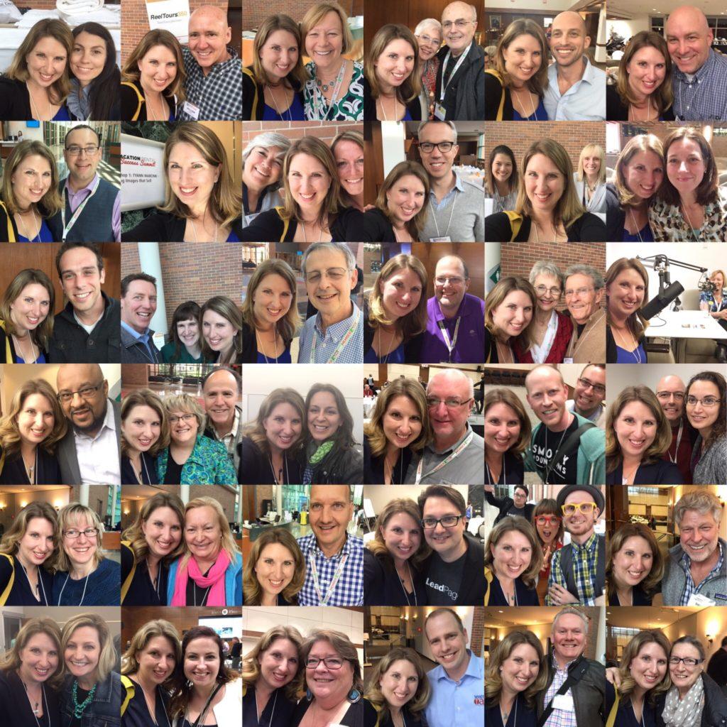 Selfies at the Vacation Rental Success Summit