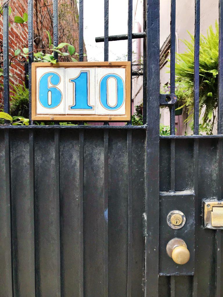 new orleans door