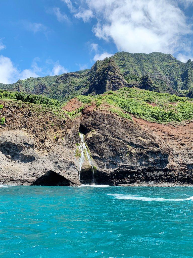 Kauai Napali coast - Tyann Marcink