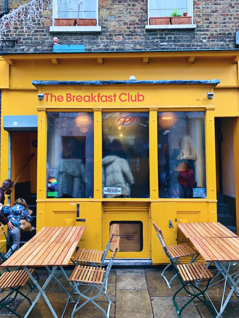 London Breakfast Club