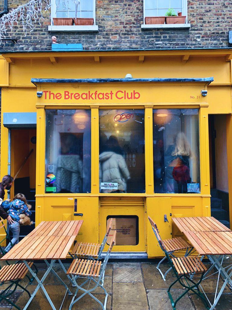 London Breakfast Club