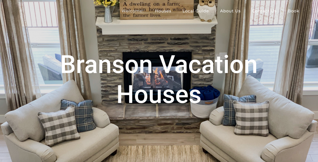 Branson Vacation Houses
