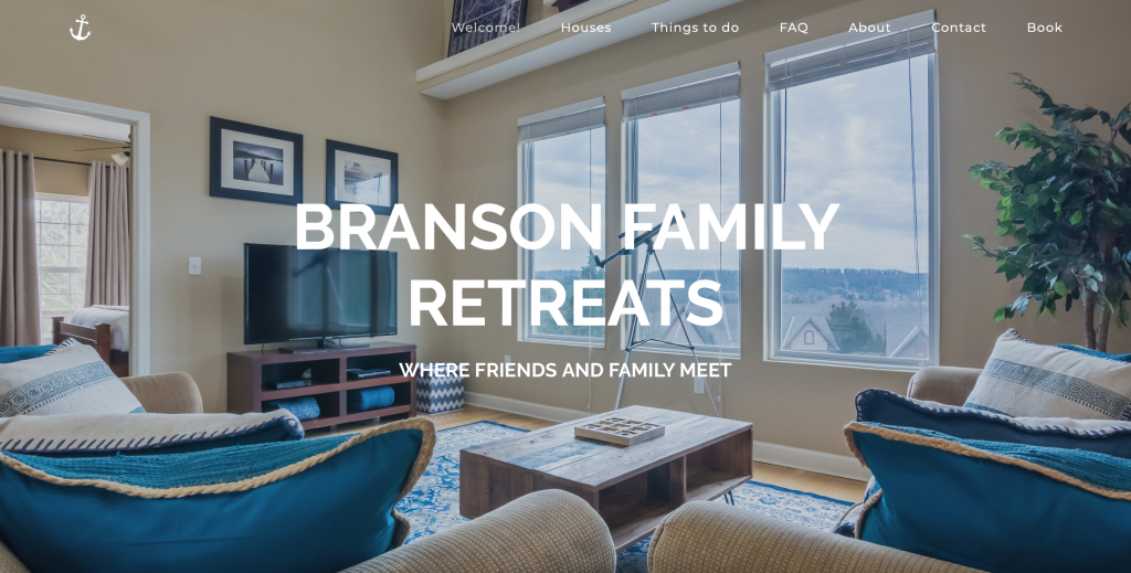 Branson Family Retreats